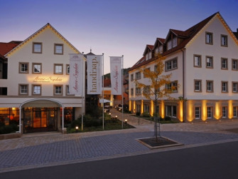 Hotel Anne-Sophie - zwei Häuser - ein außergewöhnliches Konzept