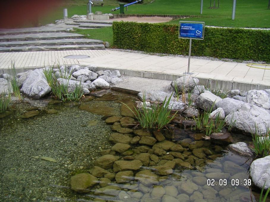Naturbadeteich Oberau