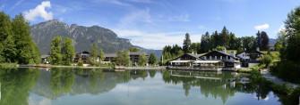 Riessersee Hotel Ressort - über den Dächern von Garmisch-Partenkirchen