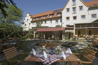Hotel Gasthof Bayrischer Hof in Kempten im Herzen des Allgäus/DE