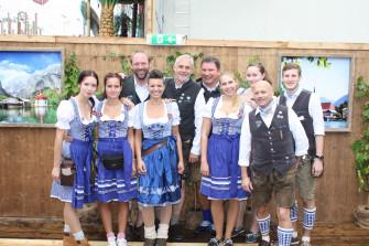 GRANDER® belebt das Oktoberfest in München