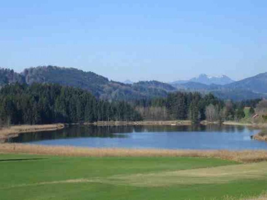 Kaltenbrunner See - seit der Belebung ein attraktiver Bade- und Schwimmsee