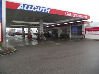 GRANDER® in der Allguth Tankstelle Landsberg am Lech