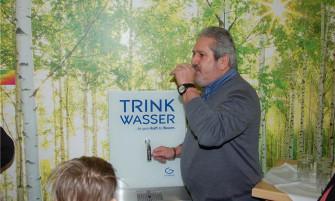 Schulzentrum in Rötz setzt auf GRANDER® belebtes Wasser