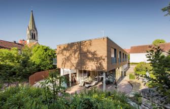 GRANDER® belebtes Wasser im Biosphärenhotel-Gasthof Herrmann