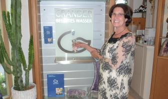 GRANDER® belebtes Wasser in der Apotheke St. Georg Parkstetten