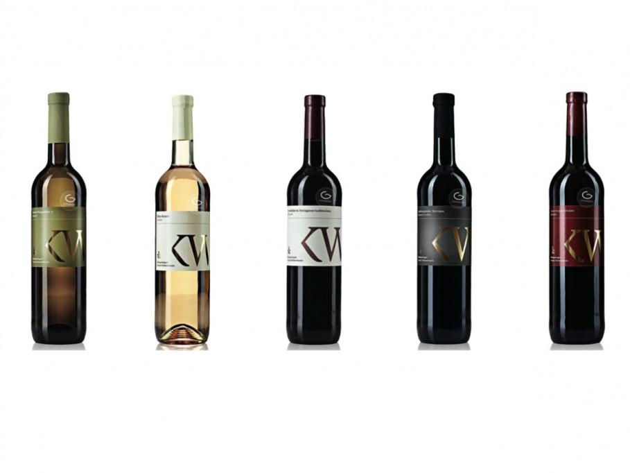 Bei den Weinen des Weingutes Königswingert fängt der Genuss an