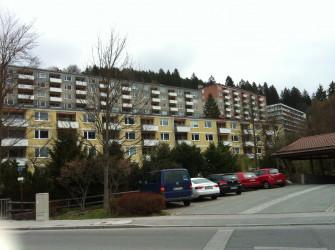 Wohnanlage Wigger in Garmisch-Partenkrichen