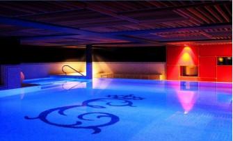 Indoorpool Hotel Erbprinz
