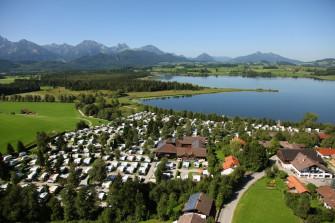 Campingplatz Hopfensee